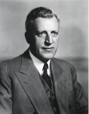 Tiến sĩ Russell M. Wilder, Chủ tịch Chi nhánh Thực phẩm và Dinh dưỡng của Hội đồng Nghiên cứu Khoa học Hoa Kỳ