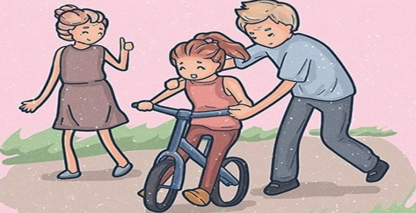 Tương tác giữa cha mẹ và con cái: Những điểm cha mẹ nên chú ý