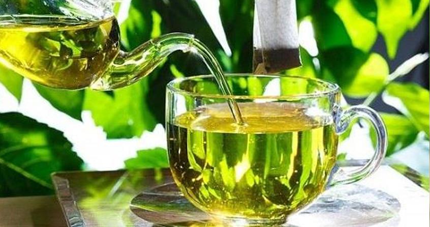 Lợi ích của trà xanh đối với sức khỏe