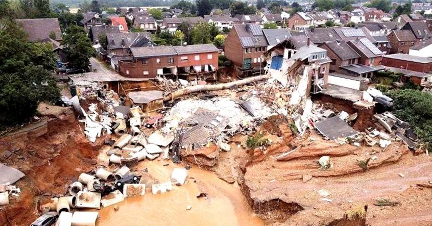 Lũ lụt Trịnh Châu và tạo ra dị tượng ở chốn u minh, đại kiếp nạn có thể xảy ra tại nhãn tiền
