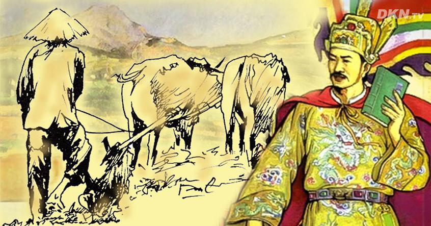 Vua Lê Thánh Tông - Một tấm gương đạo đức lưu truyền hậu thế ngàn đời rạng danh