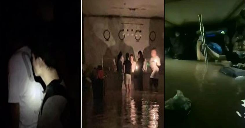 1.000 người bị đuổi ra đường khi mưa lũ xảy ra ở Trịnh Châu, Trung Quốc